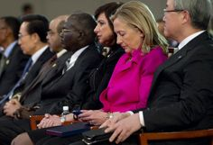 Hillary Clinton's Use of Personal Email at State Department Raises Questions