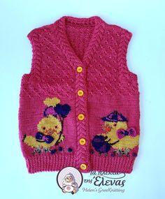 Πλεκτό χειροποίητο με βελόνες με τεχνική intarsia Sweaters, Fashion, Moda, Fashion Styles, Sweater, Fashion Illustrations, Sweatshirts, Pullover Sweaters, Pullover