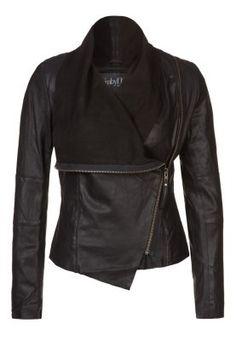 Valentine leather jacket by MbyM.