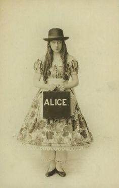 Adelaide Winthrop, vaudeville actress.