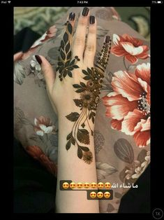 100 Unique and Perfect Piece Of Latest Mehandi Designs That Will Surprise You - ABCDiy Finger Henna Designs, Mehndi Designs For Girls, Arabic Henna Designs, Mehndi Designs 2018, Stylish Mehndi Designs, Mehndi Designs For Fingers, Beautiful Henna Designs, Henna Tattoo Designs, Mehandi Designs Modern