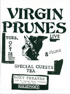 VIRGIN PRUNES