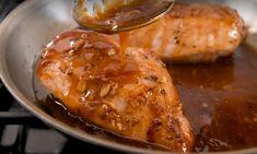 Snel een lekker gerecht op tafel toveren? Deze heerlijke honing-knoflookkip is daar het perfecte voorbeeld van. Klaar in 30 minuten! Baked Potato, Bbq, Menu, Yummy Food, Chicken, Ethnic Recipes, Barbecue, Menu Board Design, Barbecue Pit