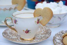 Wedding Baking - Tea Cup Biscuits