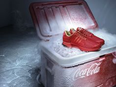 Coca Cola küsst adidas Originals: Climacool 1 | Sports Insider Magazin
