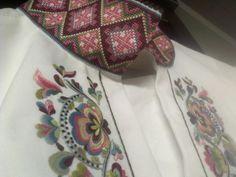 Bilderesultat for skjort beltestakk Scandinavian Embroidery, Going Out Of Business, Bridal Crown, Vera Bradley Backpack, Floral Tie, Norway, Wedding Jewelry, Celtic, Costumes