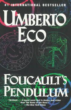 Umberto Eco, Foucault's Pendulum