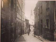 Na vrsku, Bratislava, Slovakia, cca. 1920 Bratislava Slovakia