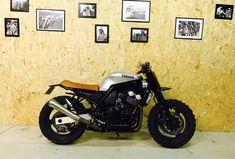 BF #42 - Yamaha 600 Fazer - #BFMotorcycles