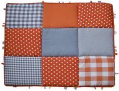 Boxkleed / Speelkleed: Oranje Sterren