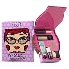 Benefit Cosmetics-Girl-a-Rama Roller Lash & POREfessional - Palette Noël Yeux & Teint