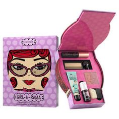 Benefit Cosmetics - Girl-a-Rama Roller Lash & POREfessional - Palette Noël Yeux & Teint