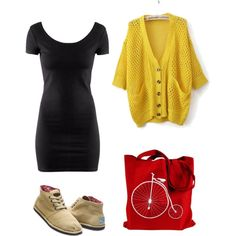 """""""fun, simple"""" by idmarryjenny on Polyvore"""