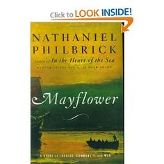 Mayflower by Nathaniel Philbrick