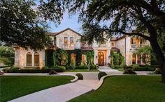 Mediterranean / Tuscan home, Dallas, Texas