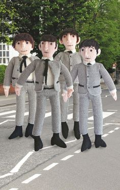 All You Needle Is Love: Dolls of The Beatles