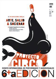 Eric Silva, Arte Salud and Sociedad, 2009