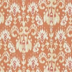 Samani / Orange - eclectic - upholstery fabric - Calico Corners | Calico Home