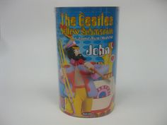 JOHN The Beatles Yellow Submarine Painted Polar Lights Model Kit #POL860 NEW #PolarLights