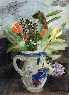 View Flowers in a jug by Winifred Nicholson on artnet. Browse upcoming and past auction lots by Winifred Nicholson. Winifred Nicholson, William Nicholson, Arte Floral, Painting Inspiration, Painting & Drawing, Flower Art, Sculpture, Art Photography, Illustration Art