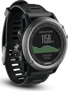 Garmin fenix 3 - Montre GPS multisports Outdoor - Grey: Amazon.fr: GPS & Auto