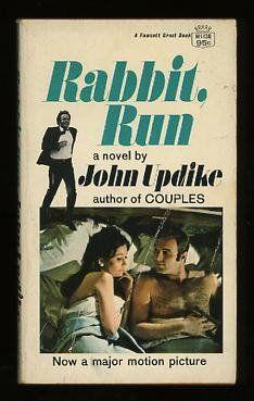 Rabbit, Run - John Updike. the whole series- 4 books, 2 Pulitzers.