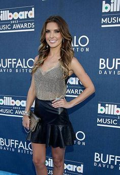 Audrina Patridge in a Buffalo top at the Billboard awards.