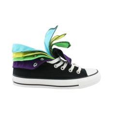 e3cffded00f1a8 Converse All Star Hi Quadruple Fold Athletic Shoe