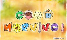 Für mich ist jeder Morgen gut, wenn du neben mir aufwachst.