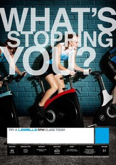 Love RPM.. Les Mills Cycling Class