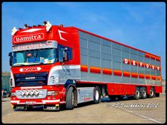 SCANIA Topline - Bamitra - B | Flickr - Photo Sharing!
