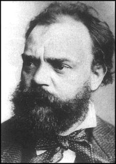 Famous VIRGO: Antonin Dvorak (Czech composer) • September 8, 1841
