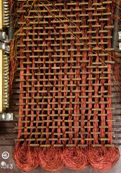 Core rope memory used on the Apollo guidance computers
