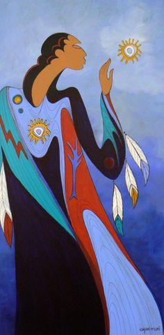 Maxine Noel paintings and art | Bearclaw Gallery Edmonton