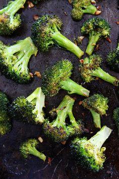 Roasted Broccoli Recipe | Two Peas & Their Pod