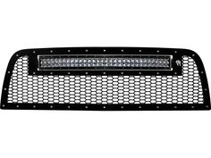 "2013-16 Dodge Ram 2500/3500 Grille with 30"" RDS LED Light Bar"