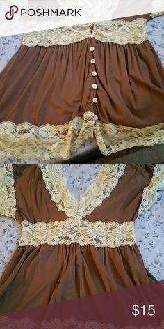 Blouse Beautiful blouse worn once Tops Blouses