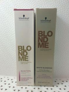 Schwarzkopf Blondme  Blonde Toning Cream Your Choice  2.1 Oz @
