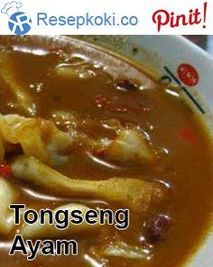 Resep Tongseng Ayam Praktis