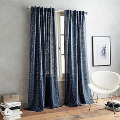 Add sparkle to your décor with the gorgeous DKNY Urban Luster Back Tab Window Curtain Panel. Shimmering with a printed metallic, this chic curtain is fashioned of polyester and will give your home a fresh glow.
