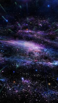 Wallpaper Android - Fantasy Art Star Shiny Nebula Outer Space - Wallpaper World Galaxy Wallpaper, 1440x2560 Wallpaper, Space Iphone Wallpaper, Planets Wallpaper, Wallpaper Backgrounds, Galaxy Space, Galaxy Art, Digital Foto, Galaxy Background