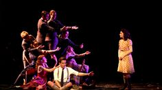 """Deaf West's production of Spring Awakening floored the critics when it premiered in California, prompting the Los Angeles Times to write, """"It's hard to ..."""