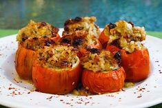 Turkish Orange Eggplants - The Real Story - Chef Dennis