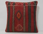 18x18 red decorative pillows for couch handmade crochet throws decorator pillows ethnic cushions cool throw pillows man cave kilim pillows