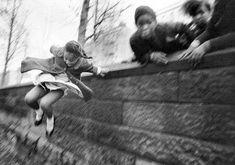 Mary Ellen Mark - Central Park ,1967