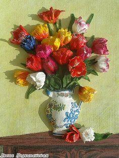 Скоро весна! - Скульптура и лепка - Лепные панно и барельефы