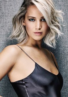 Jennifer Lawrence, Jennifer Lawrence photographed for EW by Robert...