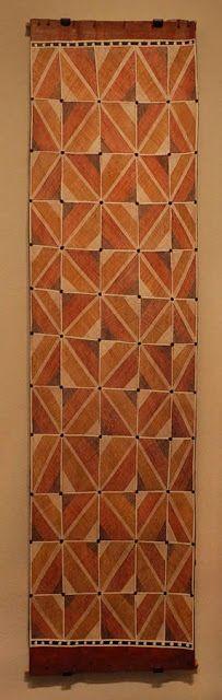 Studio and Garden: With the Ancestors: Australian Aboriginal Bark Painting at the Hood Museum