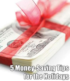 5 Money-Saving Tips for the Holidays | Parenting.com