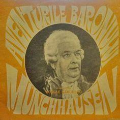 Gottfried August Bürger - Aventurile Baronului Münchhausen (Vinyl, LP) at Discogs Vinyl Lp, Baseball Cards, Sport, Movies, Movie Posters, Deporte, Films, Sports, Film Poster